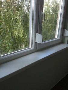 Panel ablak műanyag redőnnyel